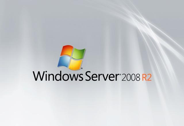 windows 2008 r2 logo